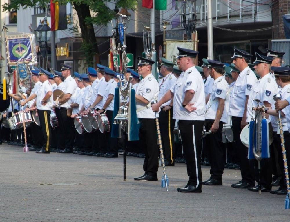 Neusser Bürger Schützenfest 2016