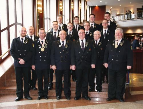 Herrensitzung bei der Prinzen-Garde Köln